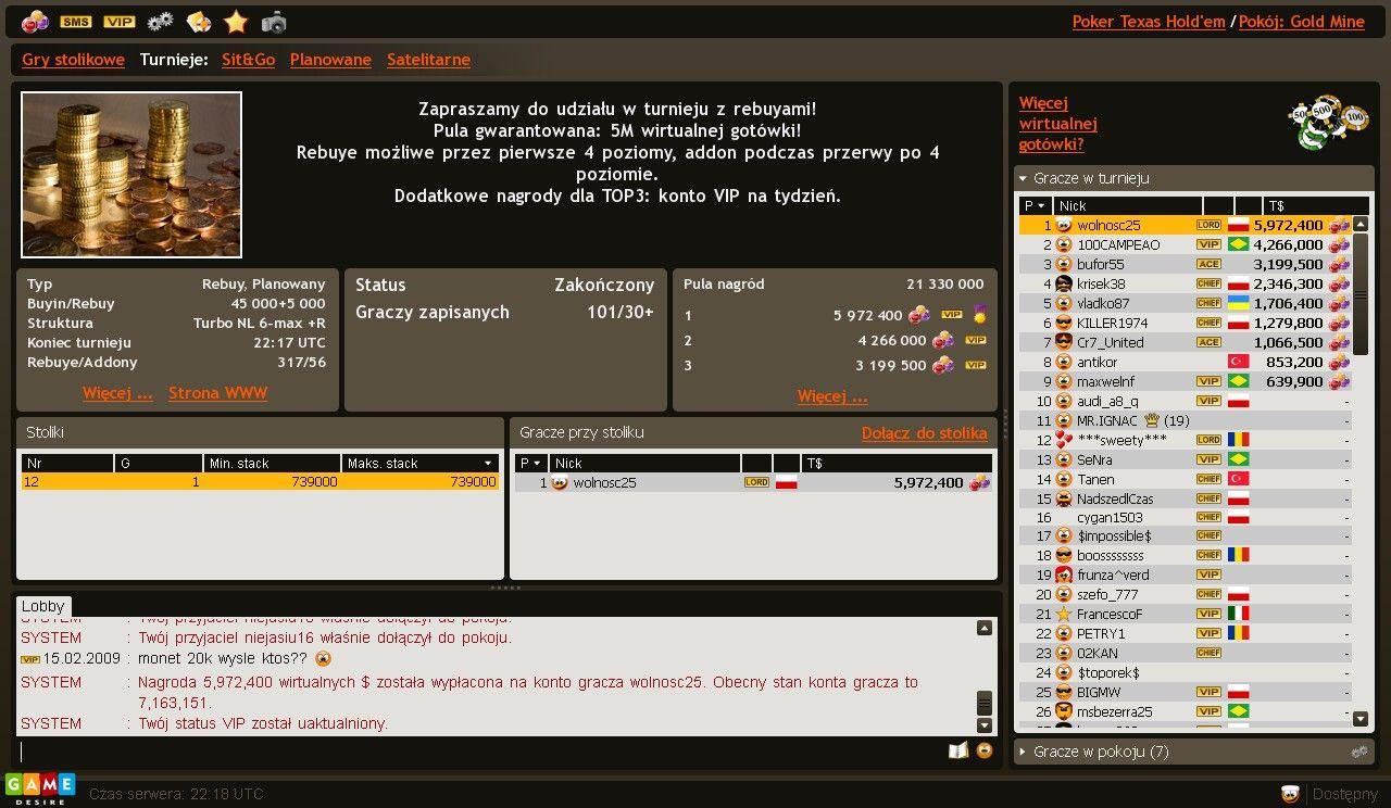 Poker szczecin forum